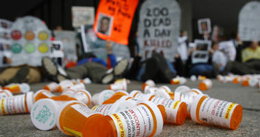 Number of US overdose deaths appears to be falling