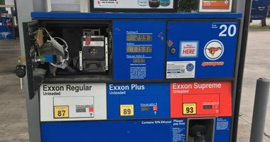 Credit card skimmer found in north Austin gas pump