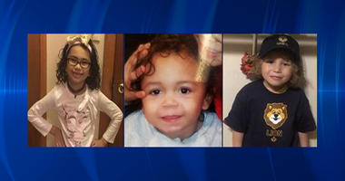 AMBER Alert issued for three children last seen near Sealy
