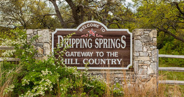 Group aims to rename Dripping Springs for town's founder
