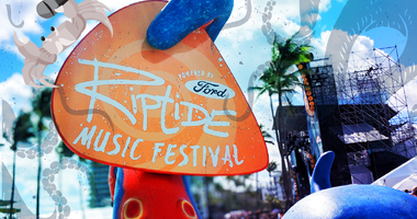 JetBlue Riptide Music Festival Best Seats in the House VIP Experience