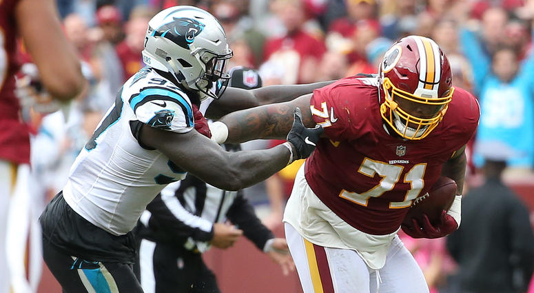 1st-And-10: Panthers Fumble Away A Win Against Redskins