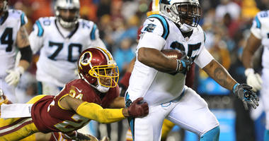 Panthers Run Game Will be Tested