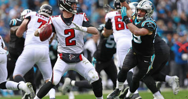 Ryan, Falcons hand Panthers 7th straight loss, 24-10