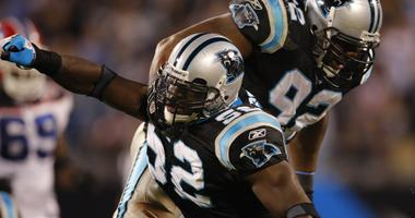 Former Carolina Panther, Damione Lewis, talks Panthers defense