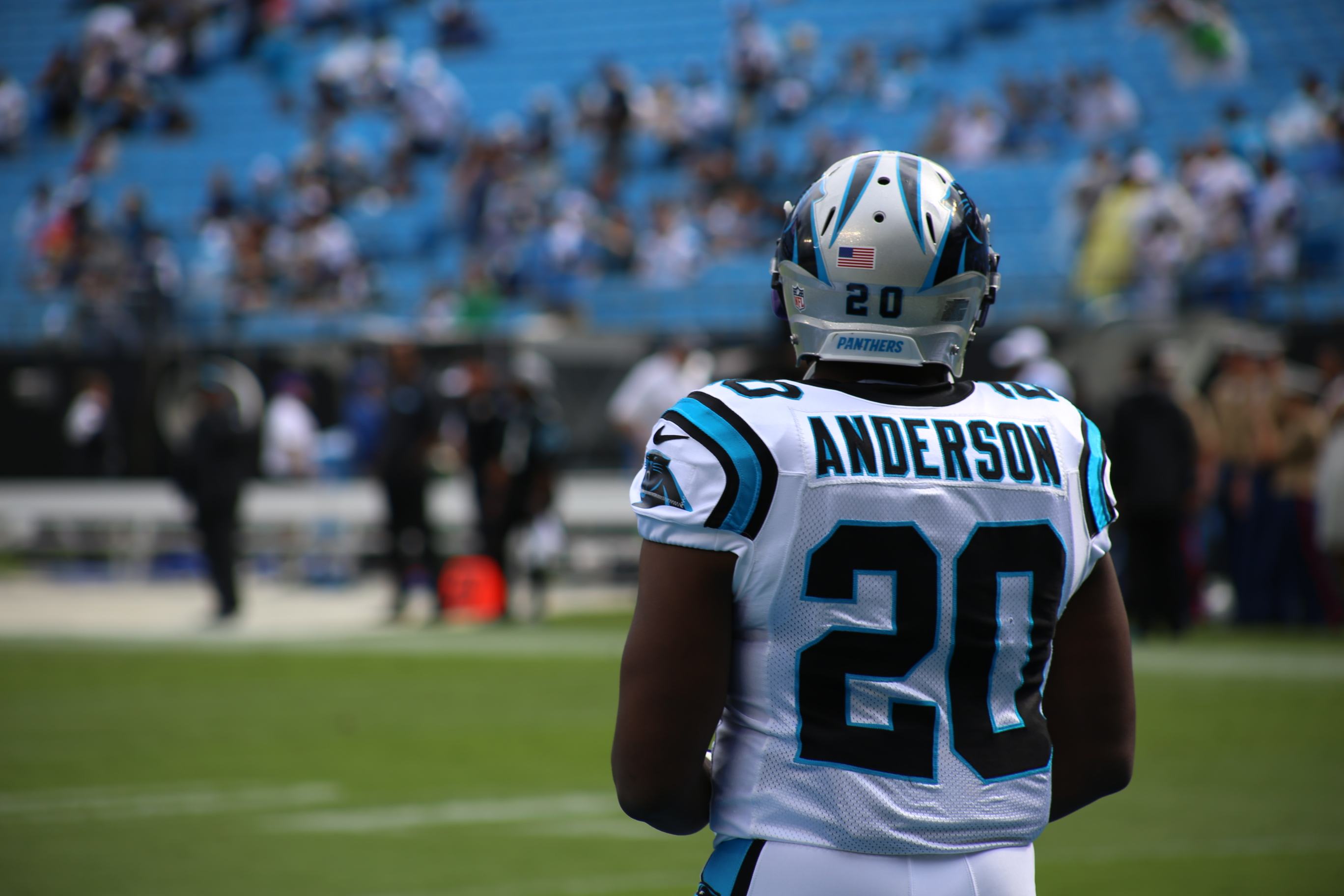 fd840e2144dc Panthers release C.J. Anderson