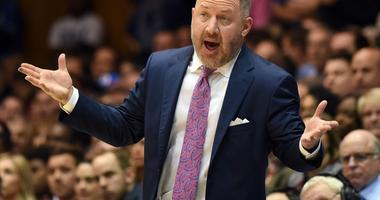 """Buzz Williams On Virginia Tech Basketball: """"We Are A Good Team That Plays Incredibly Hard..."""""""