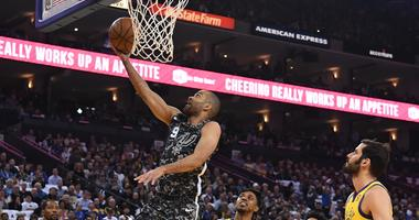 "Tony Massenburg On Tony Parker: ""He Could Do It All from Day One And Still Can..."""