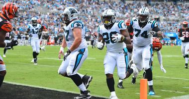 """Jourdan Rodrigue On The Panthers Cutting C.J. Anderson: """"It Was The Right Move Given The Lack Of Playing Time He Was Getting..."""""""