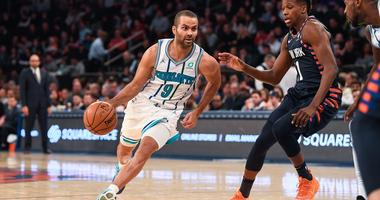 "Chris Kroeger On Tony Parker's Impact On The Hornets: ""He Finds Quality Shots..."""