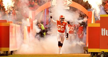 """Chiefs FA Linebacker Dee Ford On Offsides Call In AFC Championship: """" I Was Disappointed I Couldn't Make A Big Play"""""""