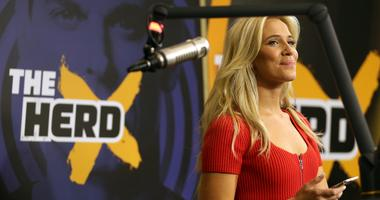 "Fox Sports' Kristine Leahy: ""My 2 Dream Interviews Are Cardi B & Russell Westbrook"""