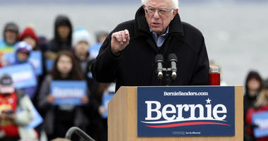 Sanders promises to win back Midwest states Trump captured