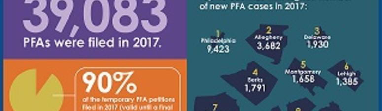 PFA Filings Have Increased in PA