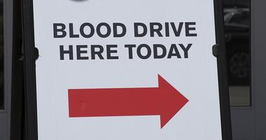 """American Red Cross says """"Blood Shortage"""" Your Help is Needed"""