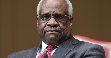For Kavanaugh, path forward could be like Clarence Thomas'