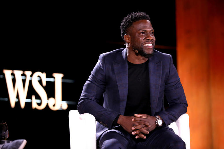 Kevin Hart attends the WSJ Tech D.Live at Montage Laguna Beach on November 13, 2018 in Laguna Beach, California