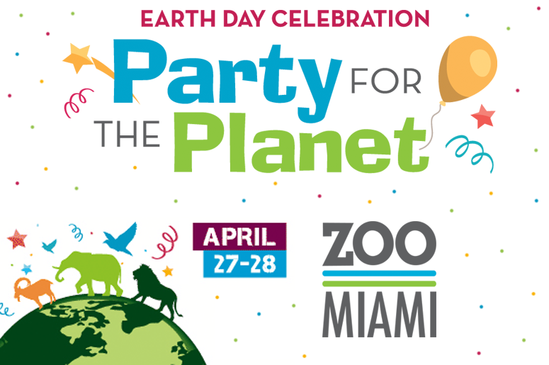 Zoo Miami: Party For the Planet