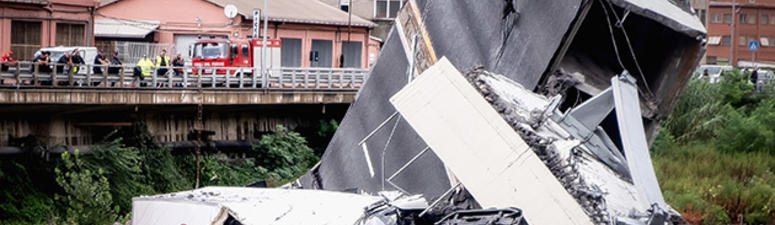 Deaths up to 39 in Italian bridge collapse