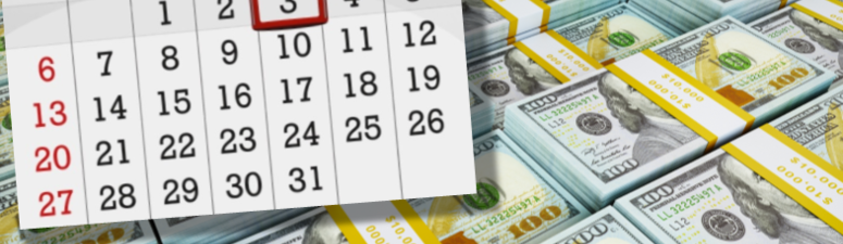 All Day Cash, win $1000 every hour