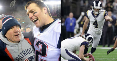 Super Bowl: Pats vs Rams in a meeting of Past vs Future