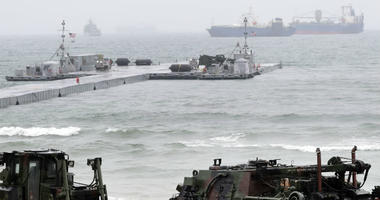 Pentagon suspends August military drills with South Korea