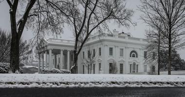 Snow in Washington, DC