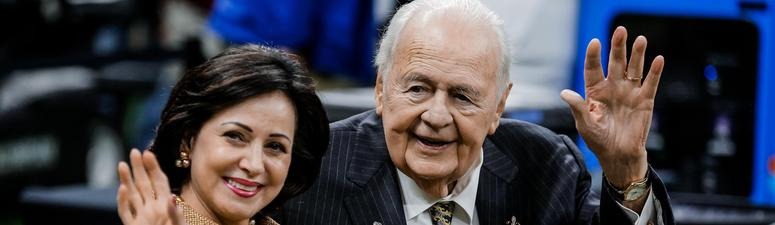 Tom Benson to be inducted into Greater New Orleans Sports Hall of Fame