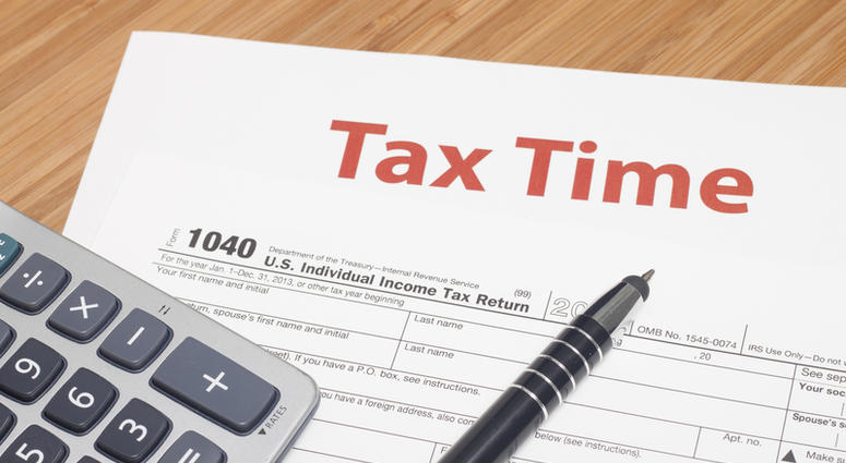 Less Than A Month To Do Your Taxes Deadline Is April 17 For Federal