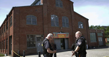 Gunfire erupts at New Jersey arts festival; 22 wounded