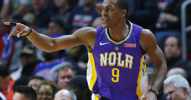 Foes to teammates: Rondo leaving Pelicans, joining LeBron with Lakers