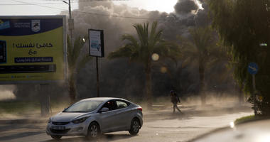 Cease-fire holds after day of intense Israel-Hamas fighting