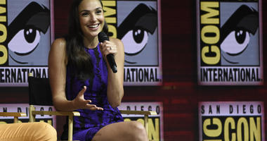 "'Wonder Woman,' 'Aquaman' and 'Shazam!"" thrill Comic-Con"