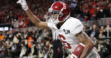 No. 1 Alabama tops preseason Top 25; Clemson, Georgia next