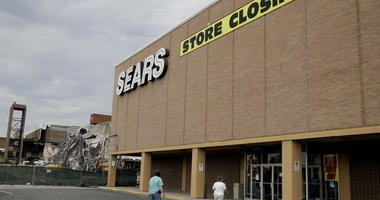 Sears files for Chapter 11 amid plunging sales, massive debt