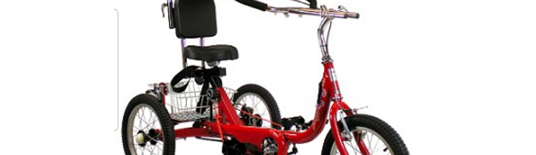 Special needs child's stolen custom-made tricycle returned to owner