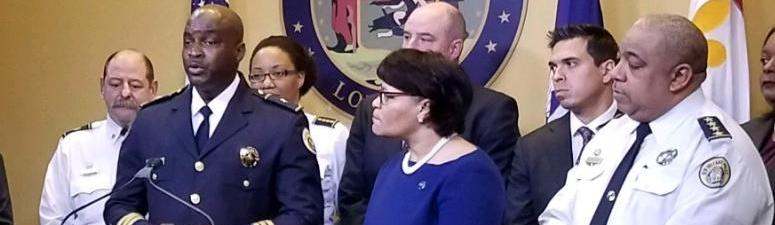 Tommy: So who is Shaun Ferguson, NOPD's new chief?