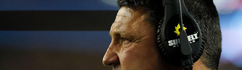 Ed Orgeron Named Coach of the Year Semifinalist