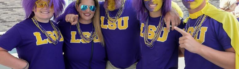 LSU faithful to have strong fan presence at Oregon State
