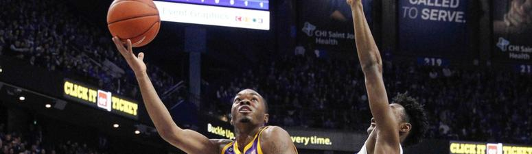 LSU Basketball sinks first win at Kentucky in 10 years