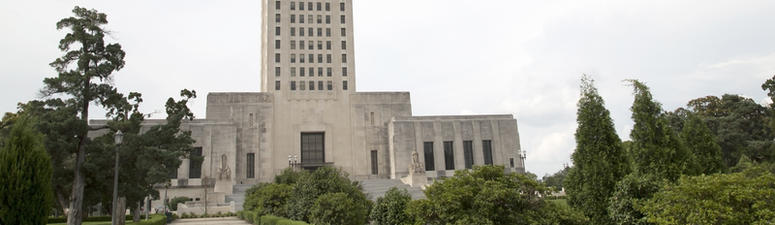 Louisiana sales tax sent to governor as session end nears