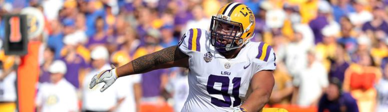 LSU: Fehoko ruled out; Battle travels to Arkansas