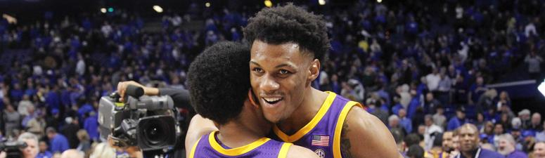 Voice of the Tigers talks bball's big win in Kentucky