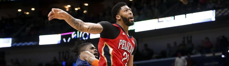 Bobby Hebert & Zach Strief crush Anthony Davis for leaving Pelicans mid-game