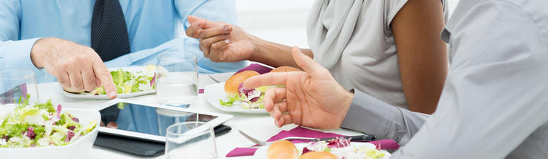"""Workers worry about """"lunch break shaming"""""""