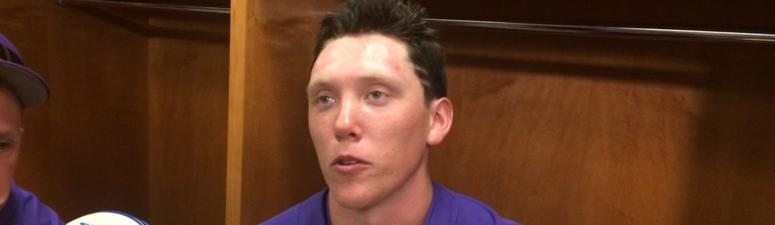 Zack Hess to take the ball for LSU against Oregon State