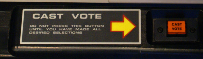 Delay choosing company to replace Louisiana voting machines