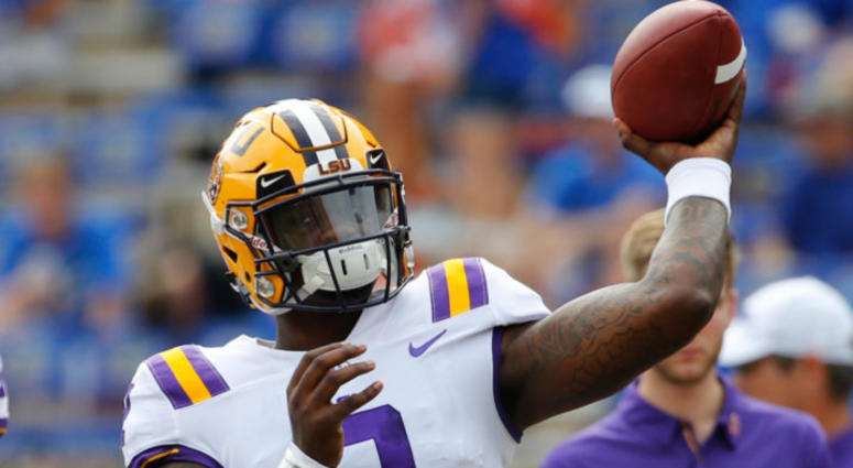 Narcisse leaves LSU, wants to be complete QB