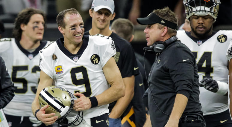 Saints recharge, primed for Baltimore & make or break stretch