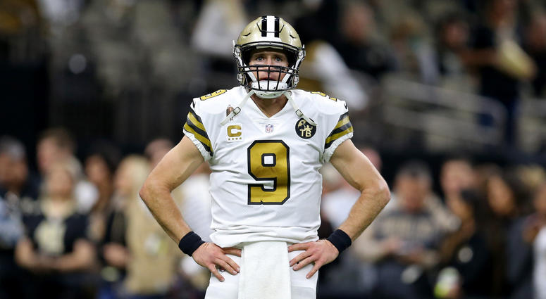 """Brees: """"We don't want to let an opportunity slip by"""""""
